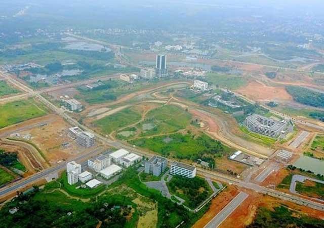 Khu đất dịch vụ Tân Xã - huyện Thạch Thất, Đất dịch vụ Khu CNC Hòa Lạc