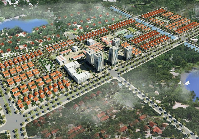 Khu đô thị Sunny Garden City