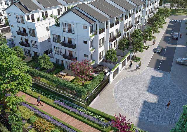 Liền kề Dahlia Homes (ST5) - Gamuda Gardens