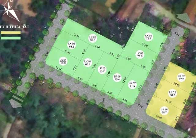 Mở bán 12 lô đất nền xã Đồng Trúc, sát khu đô thị Vingroup tại Đồng Trúc - Thạch Thất