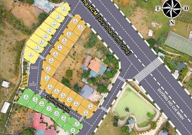 Mở bán 32 lô đất nền xã Đông Xuân, siêu phẩm tại Hòa Lạc DT 140-235m2