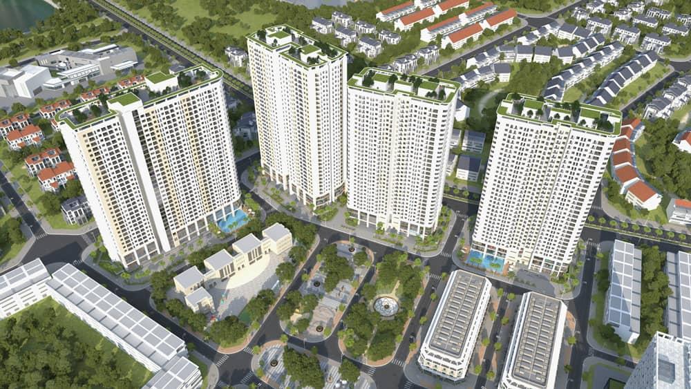 Bán căn góc cực đẹp tại CT2A Gelexia Riverside 885 Tam Trinh, 89m2 3PN, sổ đỏ đầy đủ