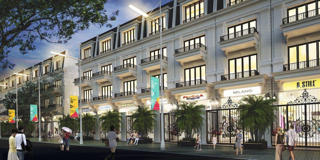 Mở bán Shophouse dự án Happy Land Đông Anh Chỉ từ 3,5 tỷ/lô Sổ đỏ lâu dài
