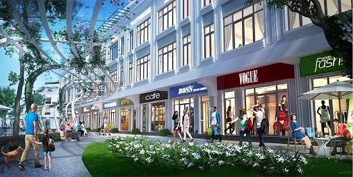 Mở bán Shophouse Khai Sơn Town Long Biên Giá Tốt Trực tiếp CĐT