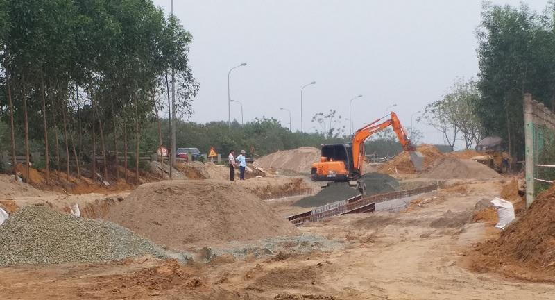 Giai đoạn 2021 - 2025, Thạch Thất dự kiến đầu tư thêm 428 dự án hạ tầng ở nhiều lĩnh vực.