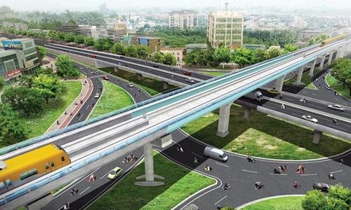Tuyến đường sắt đô thị số 5 Văn Cao - Hòa  Lạc