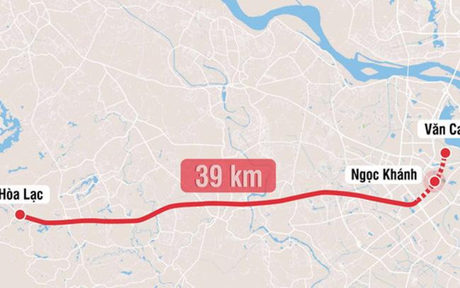 Kiến nghị thuê tư vấn thẩm tra để đẩy nhanh tiến độ dự án đường sắt metro số 5 Văn Cao - Hòa Lạc