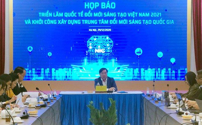 Xây dựng Trung tâm đổi mới sáng tạo quốc gia với tổng vốn đầu tư lên tới 740 tỷ đồng tại Hòa Lạc