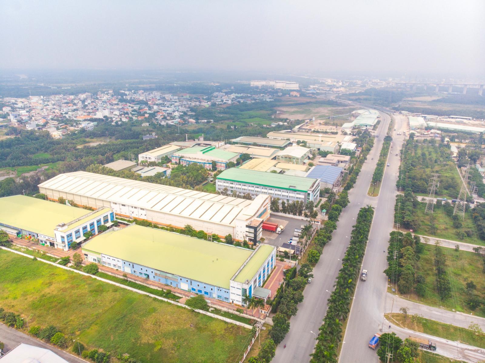 Bất động sản công nghiệp Việt Nam có nhiều động lực phát triển trong năm 2021