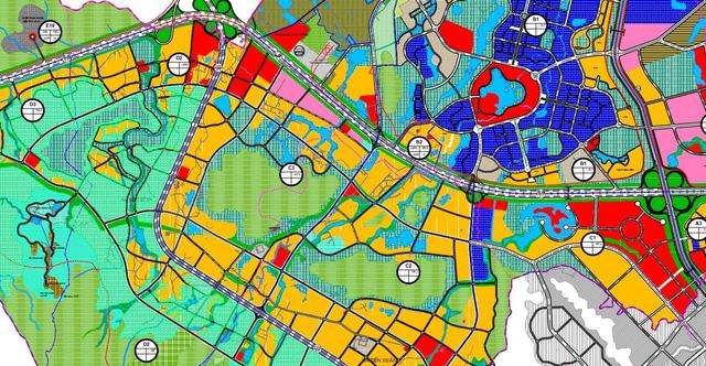 Khu chuỗi đô thị khu đô thị vệ tinh Hòa Lạc