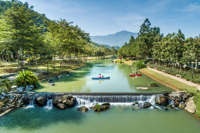 Nhà giàu Việt khẳng định đẳng cấp với bất động sản sinh thái