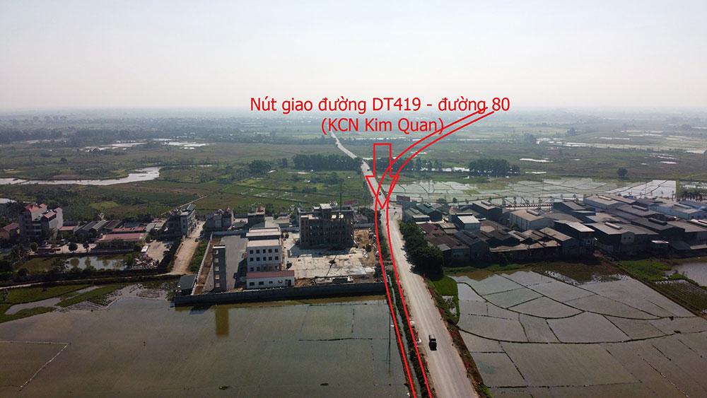 Toàn cảnh Quy hoạch tuyến đường trục Hồ Tây - Ba Vì