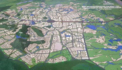 Phát triển đô thị vệ tinh Hà Nội: Giảm áp lực cho nội đô