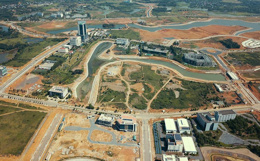 Thủ tướng phê duyệt quy hoạch siêu đô thị 17.000ha tại Hòa Lạc